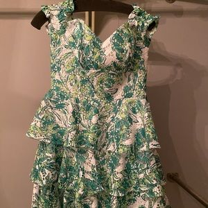 NWT Lilly Pulitzer Cicely Dress size 6